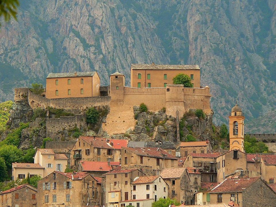 Corti, Korsika